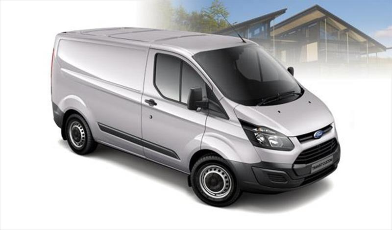 foto Ford Transit Custom VAN Larga Techo Alto Aa