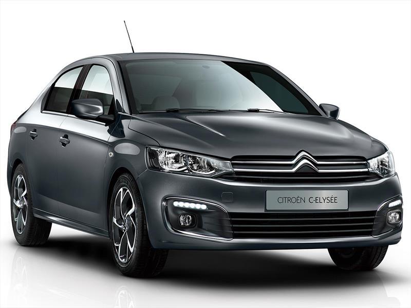 foto Citroën C-Elysée