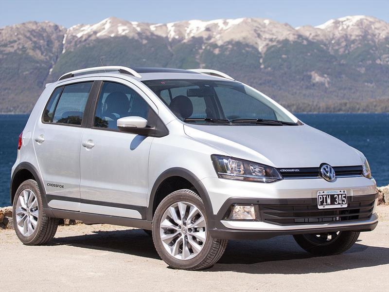 foto Volkswagen CrossFox
