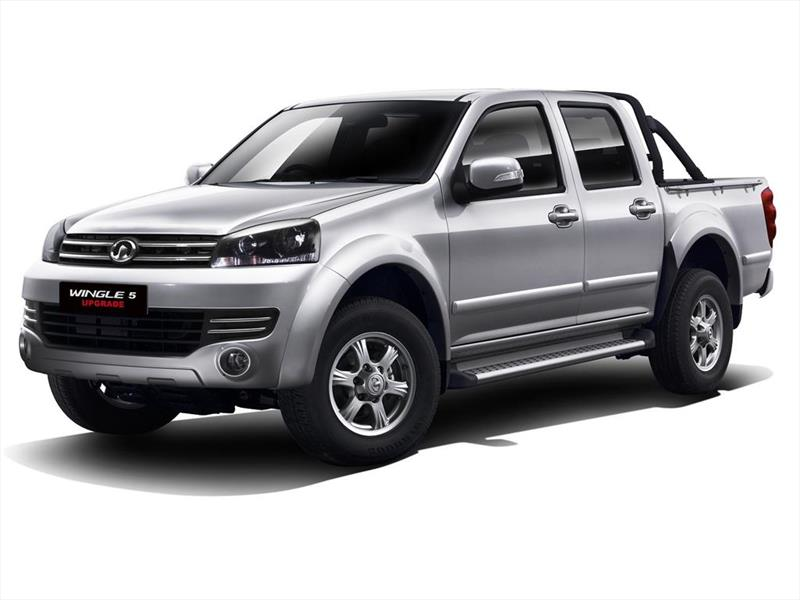 foto Great Wall Wingle 2.4L Dcble Cabina