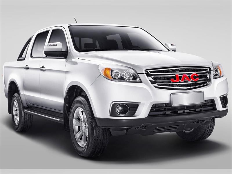 foto JAC Motors T6 2.0L Advance 4x4 Diesel