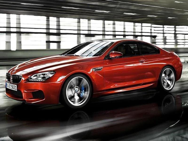 foto BMW Serie M M6 Coupé