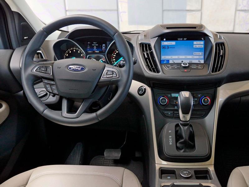 Ford Escape S (2018)