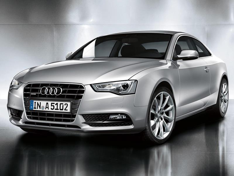 foto Audi A5 2.0 T FSI S-tronic Coupe Front nuevo