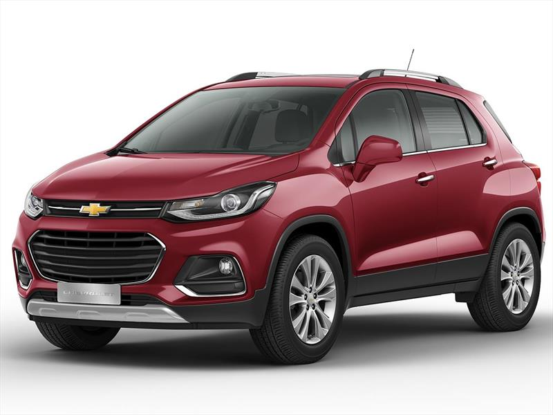 Chevrolet Tracker 1.8 LS (2018)