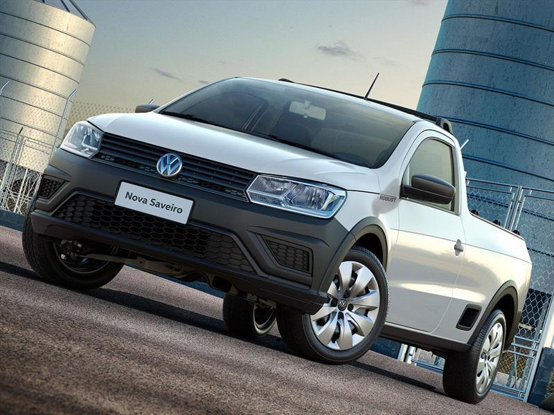 foto Volkswagen Saveiro 1.6 Cabina Simple Trendline financiado en cuotas cuotas desde $13.300