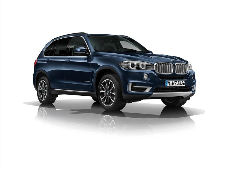 foto BMW X5 xDrive50iA Security Plus (Nivel VR6)