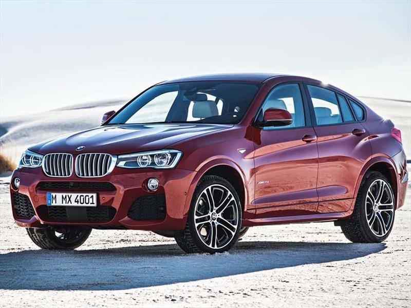 foto BMW X4 xDrive 35i Paquete M