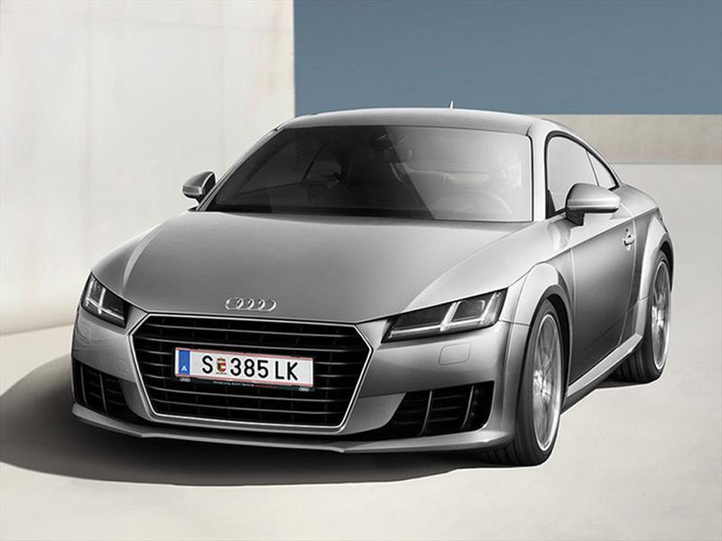 foto Audi TT 2.0L TFSI S-Tronic