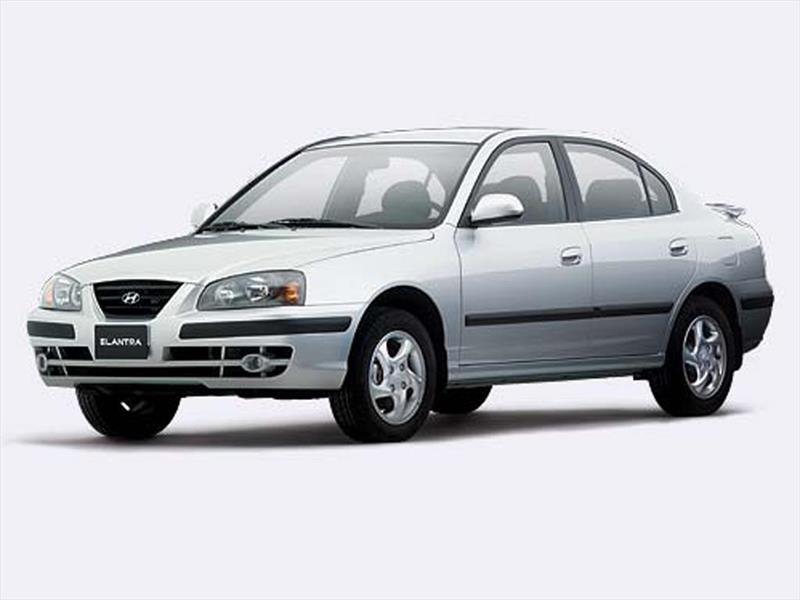 foto Hyundai Elantra GLS 2.0L