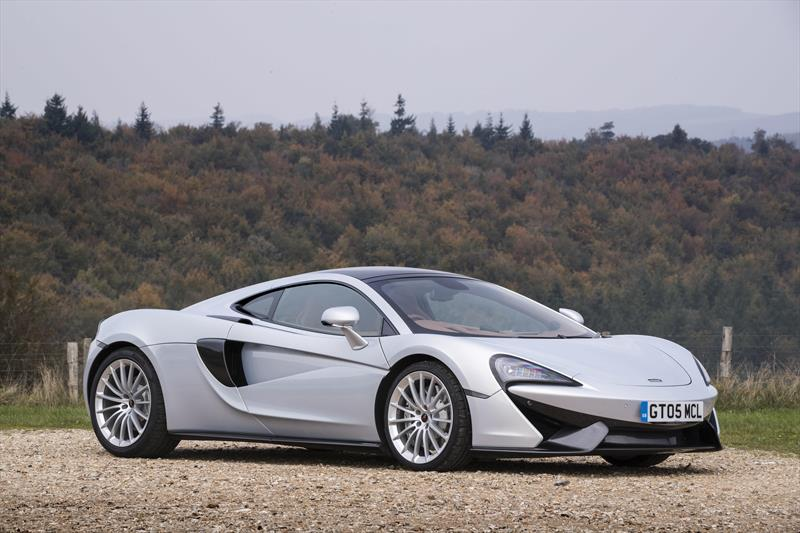 foto McLaren Automotive 570 GT 3.8L