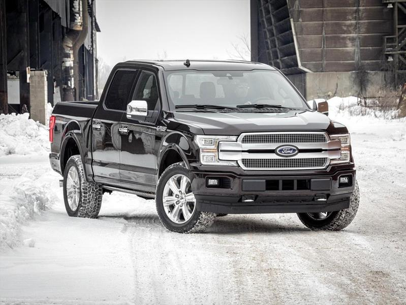 foto Ford F-150 5.0L Lariat Luxury 4x4