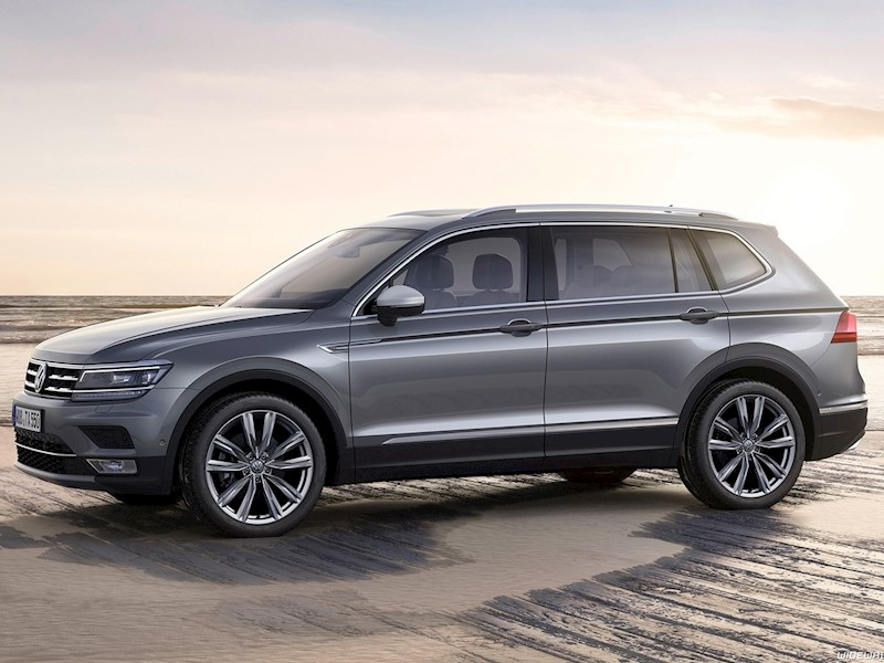 foto Oferta Volkswagen Tiguan Allspace 1.4 Trendline Aut nuevo precio $1.243.000