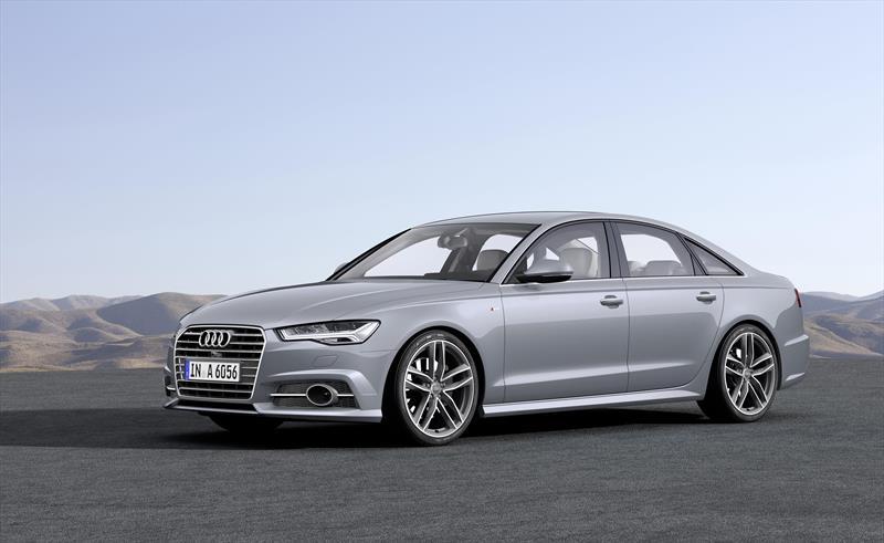 foto Audi Serie S S6 4.0T S-Tronic Quattro