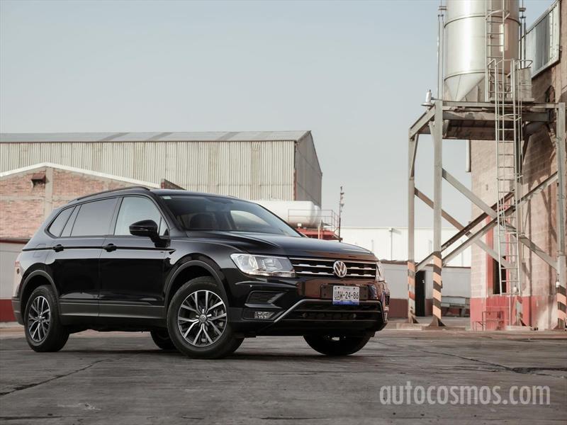 foto Oferta Volkswagen Tiguan Comfortline 5 Asientos Piel nuevo precio $469,990