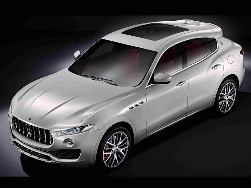 foto Maserati Levante