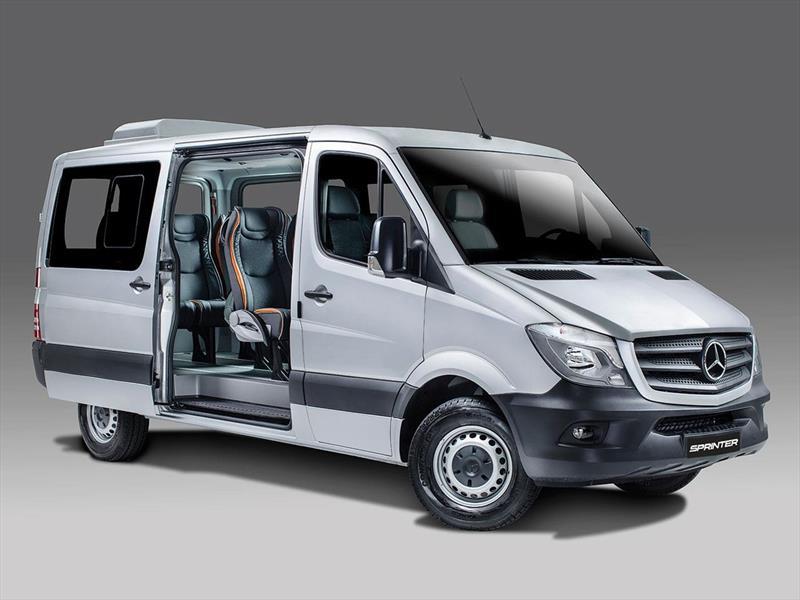 foto Mercedes Benz Sprinter Combi 415 3665 TN 10 Asientos