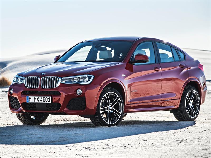 foto BMW X4 xDrive 28i xLine nuevo