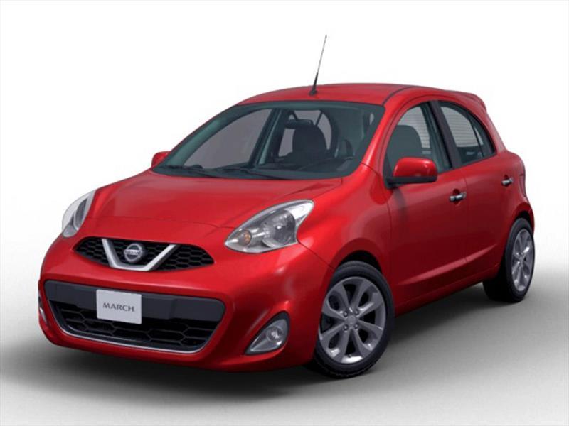 foto Nissan March Sport II 1.6L Drive AC nuevo