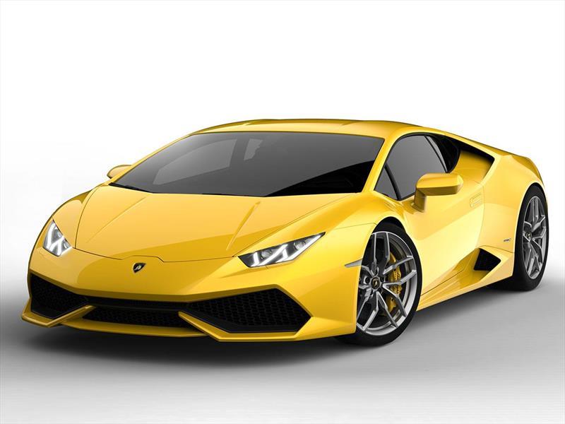 foto Lamborghini Huracán LP 610-4