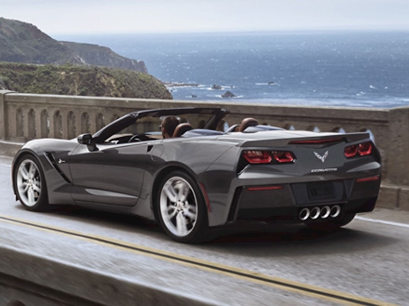 foto Chevrolet Corvette Stingray Z51 Convertible Aut nuevo