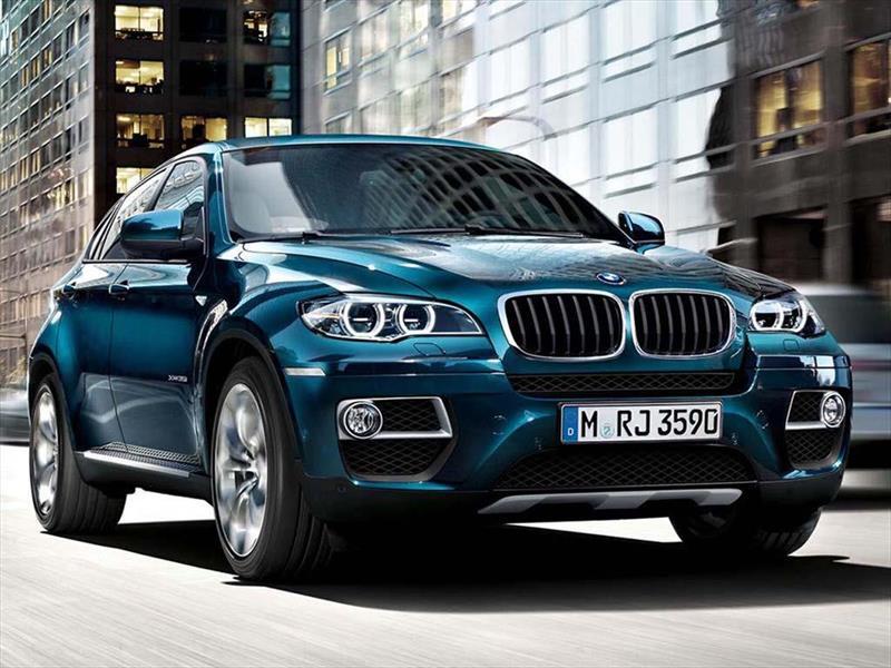 foto BMW X6 xDrive 35i Pure Extravagance
