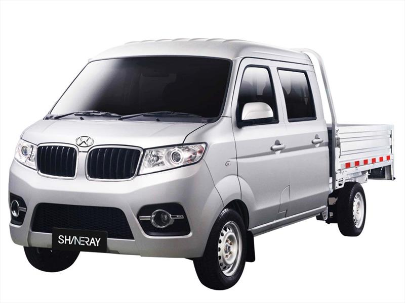 foto Shineray T32 Cabina Doble 1.3
