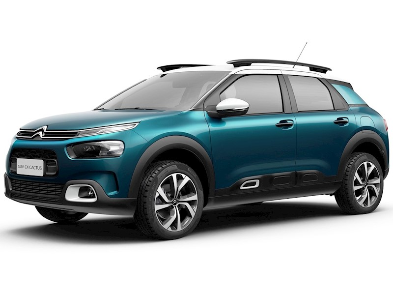 foto Citroën C4 Cactus Vti 115 Feel Pack