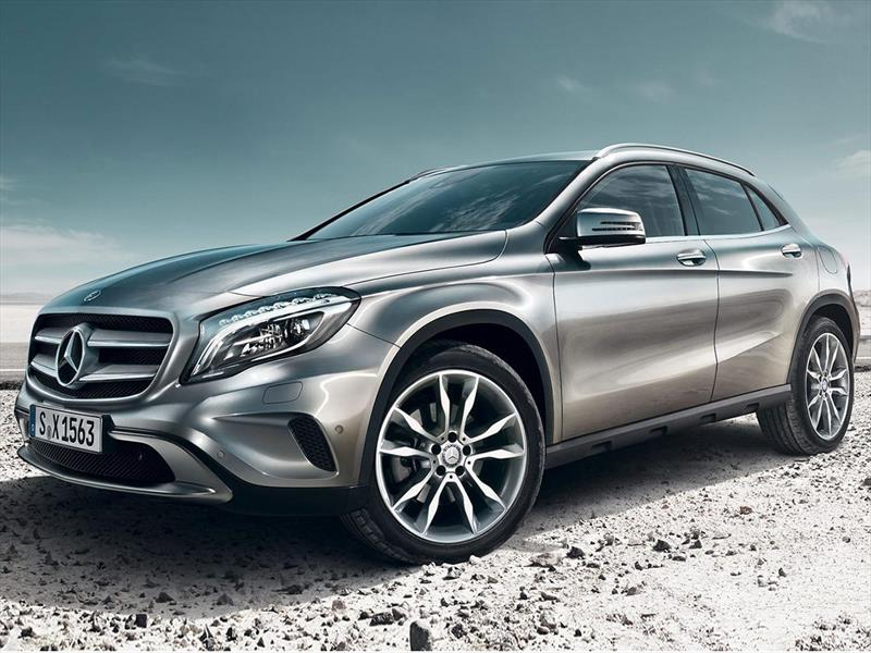 foto Mercedes Benz Clase GLA