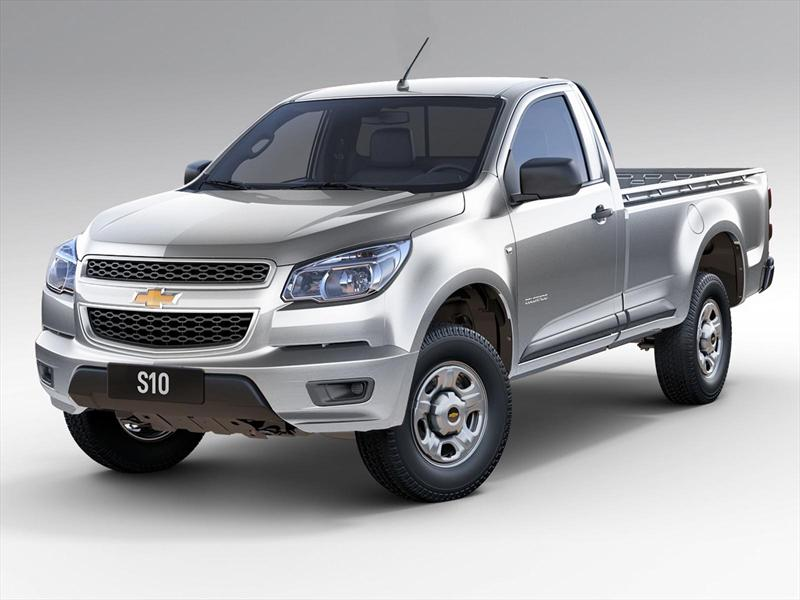 Chevrolet S 10 CS 2.8L 4x2 LS  (2014)