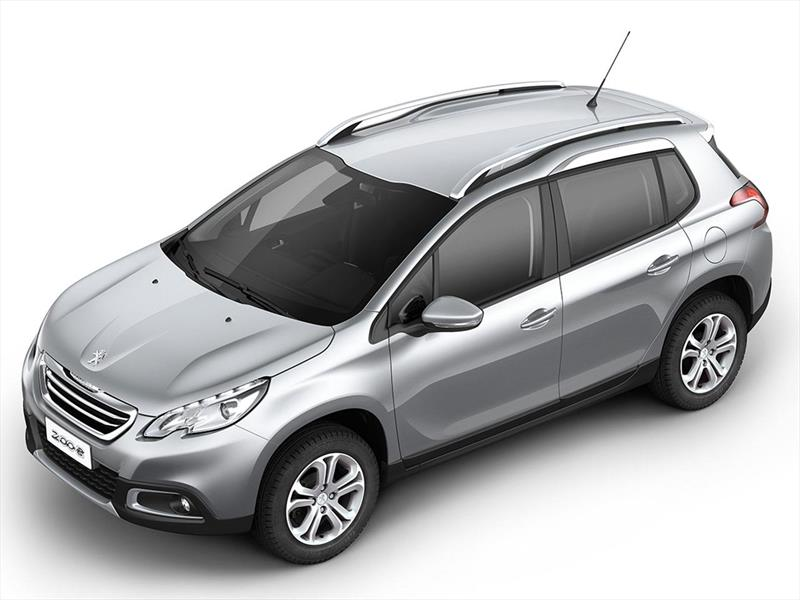 foto Peugeot 2008 financiado en cuotas ( Allure ) Anticipo $354.240