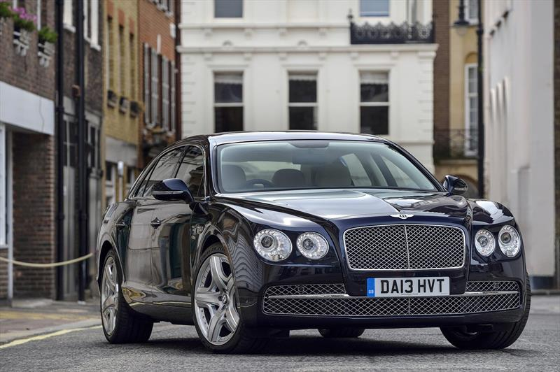 foto Bentley Flying Spur