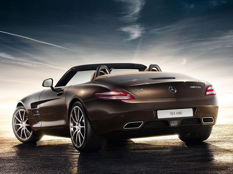 Mercedes benz clase sls amg roadster 2015 for 2015 mercedes benz sls amg convertible