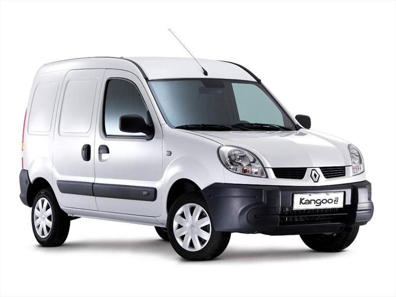 Renault Kangoo 2 Express 1.5 dCi Grand Confort (2013)
