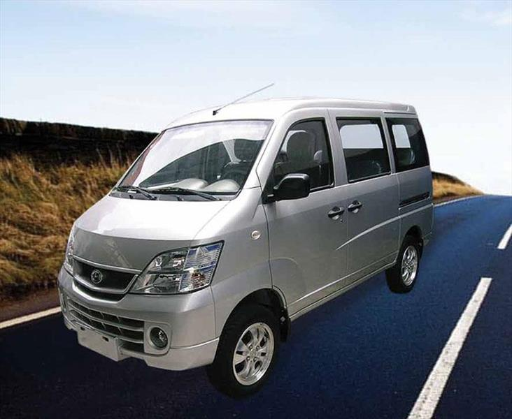 foto Changhe Minivan