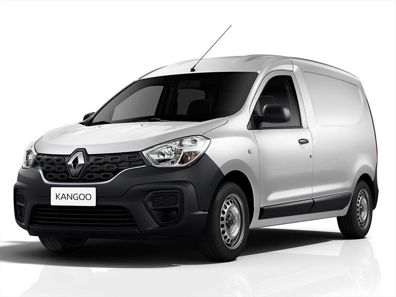 foto Renault Kangoo financiado en cuotas ( Express Emotion 1.6 SCe ) Anticipo $70.220