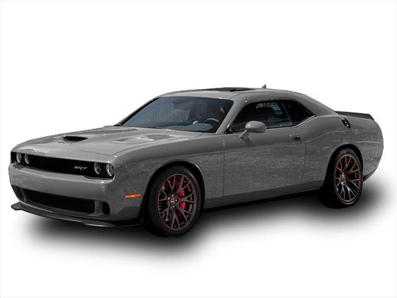 Dodge Challenger Nuevos Precios Del Cat 225 Logo Y Cotizaciones