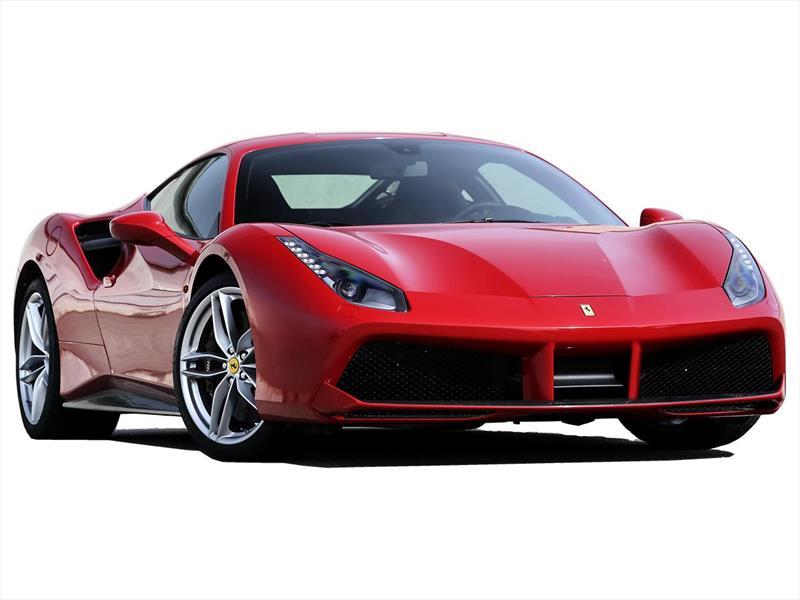 foto Ferrari F488 GTB