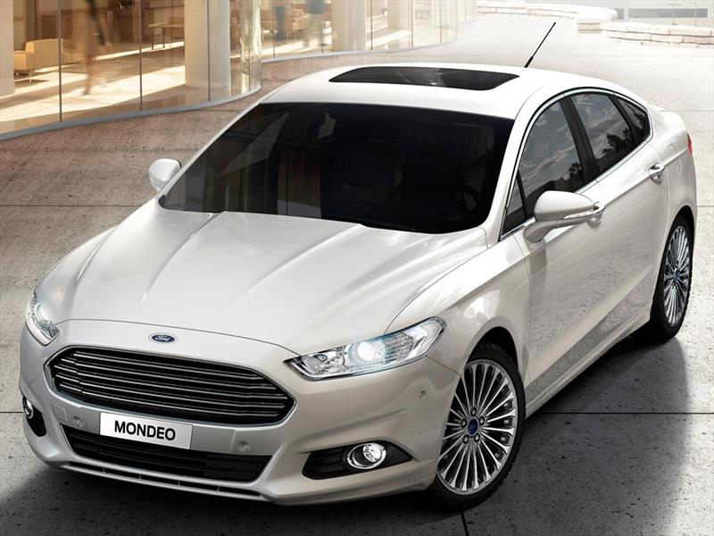 ford mondeo titanium 2 0l aut ecoboost 2015. Black Bedroom Furniture Sets. Home Design Ideas