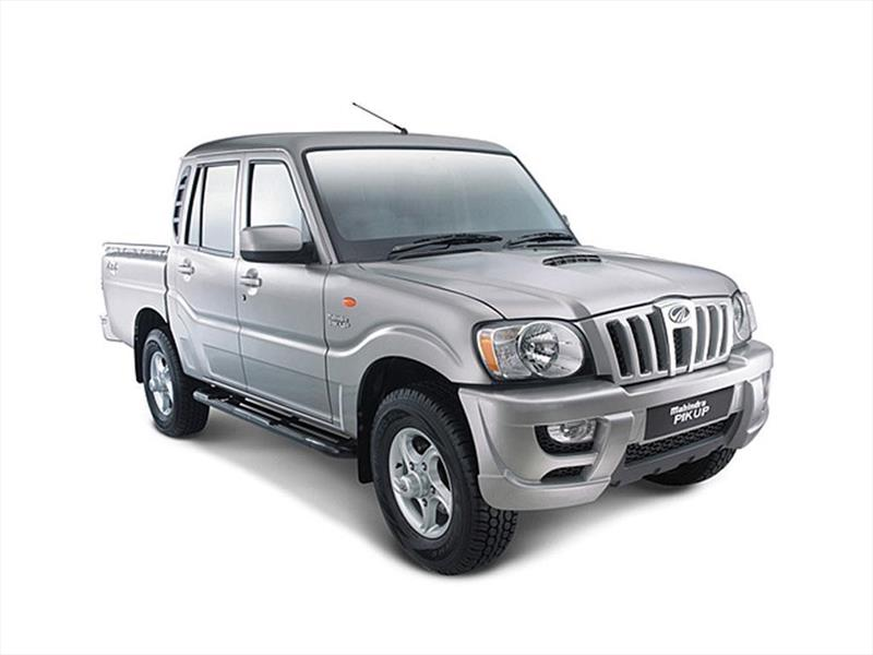 foto Mahindra Pik Up 2.2L 4x4 DC Full
