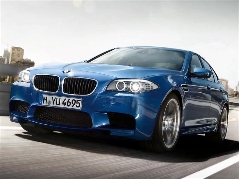 foto BMW Serie M M5 Sedán