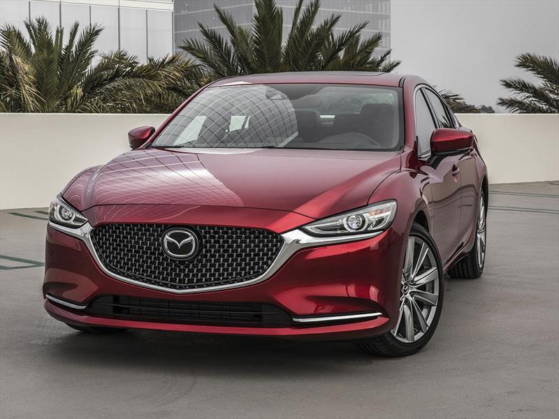 2019 MAZDA MAZDA6 Grand Touring New Car Prices | Kelley ...