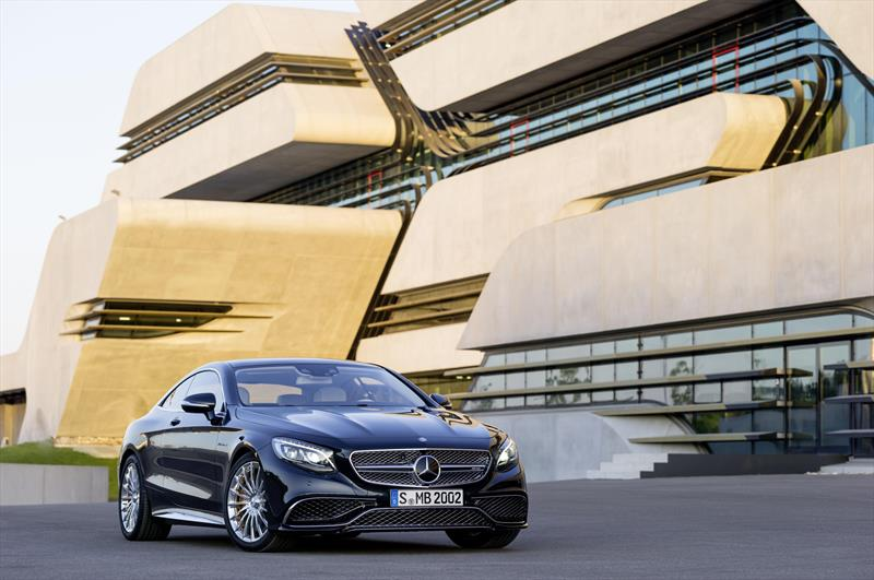 foto Mercedes Benz Clase S Coupe 63 AMG 4MATIC nuevo