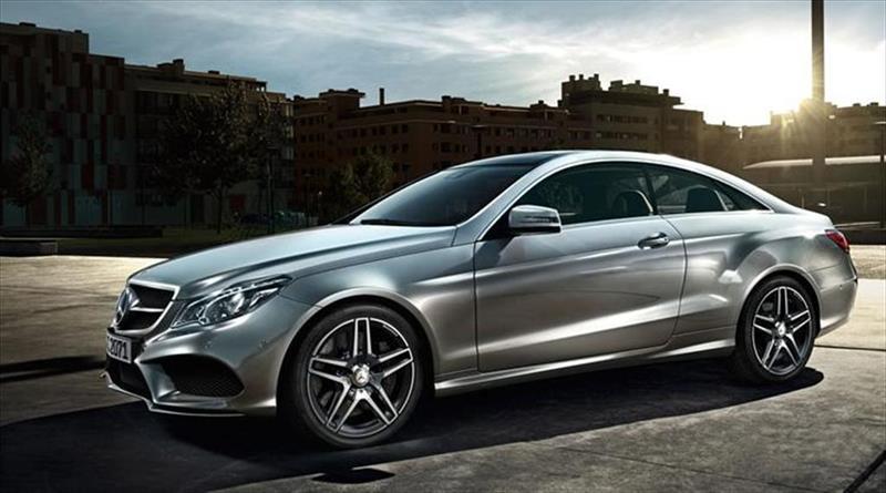 Autos nuevos mercedes benz precios clase e coup for Carros mercedes benz precios