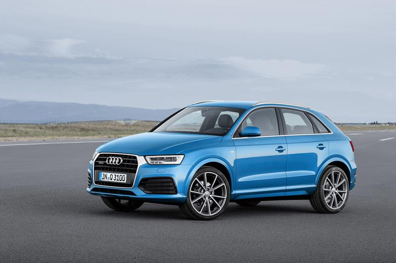 Audi Q3 S Line 150 Hp 2018