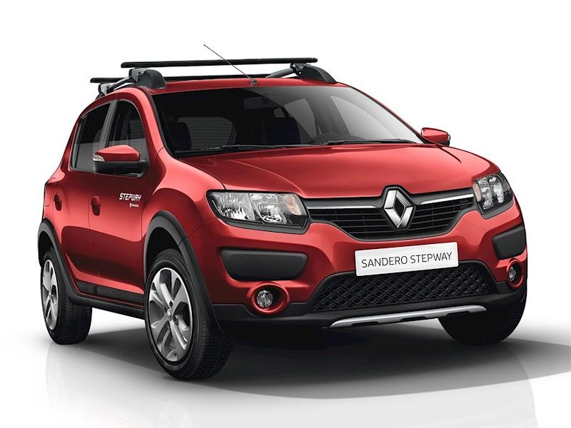 foto Renault Sandero Stepway Volcom Edición Limitada