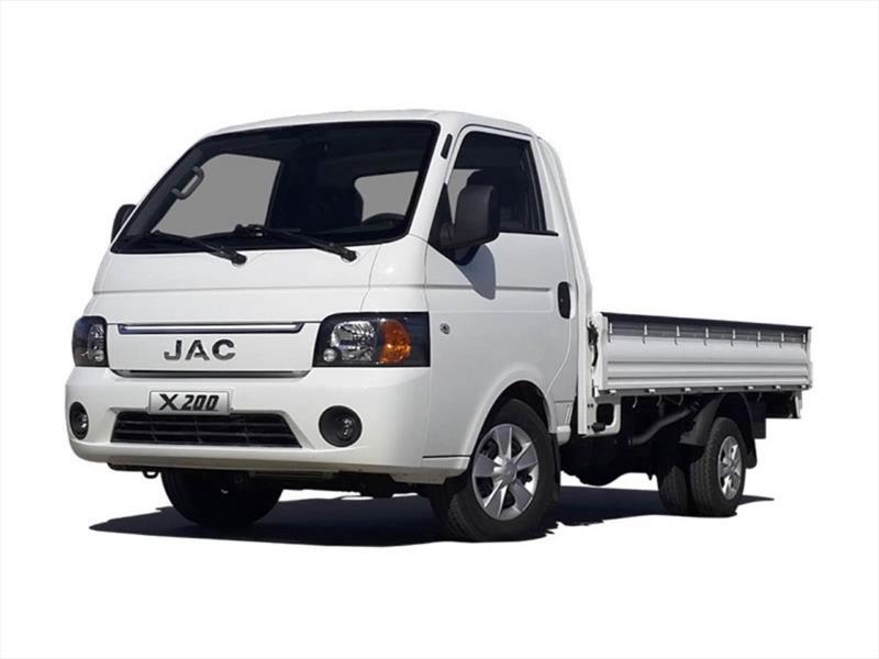 Foto JAC X200 2.0L Chasis Comfort nuevo precio $14.688.100