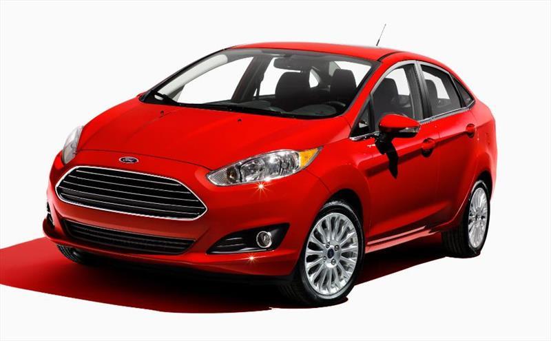 Ford Fiesta Sed 225 N 1 6 Se 2015
