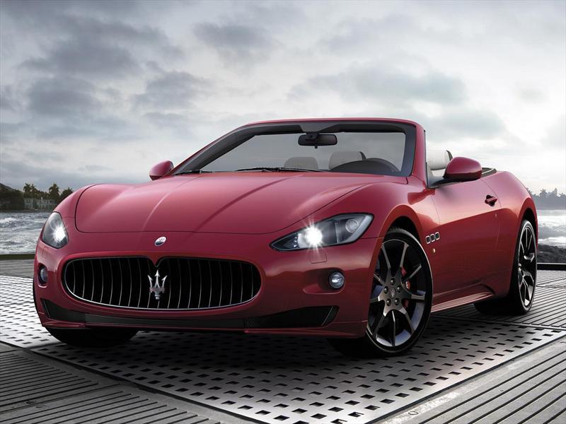 Catalogo Autos Nuevos De Maserati Disponibles En Mexico