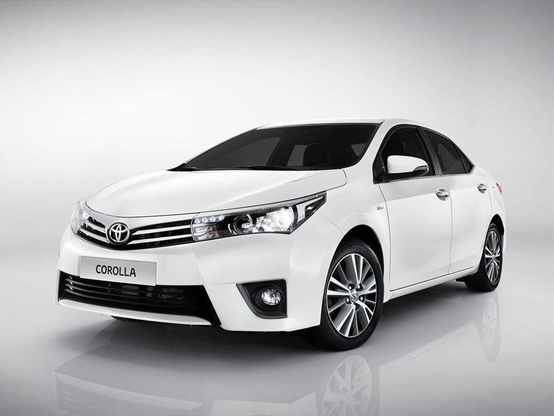Precio Toyota Corolla 2014.html | Autos Weblog